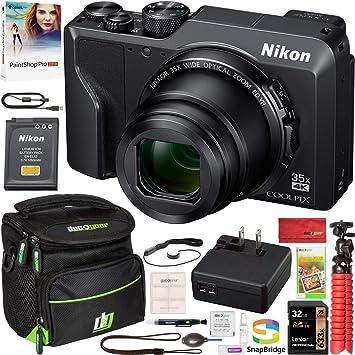 Amazon.com: Nikon Coolpix A1000 - Cámara digital compacta ...