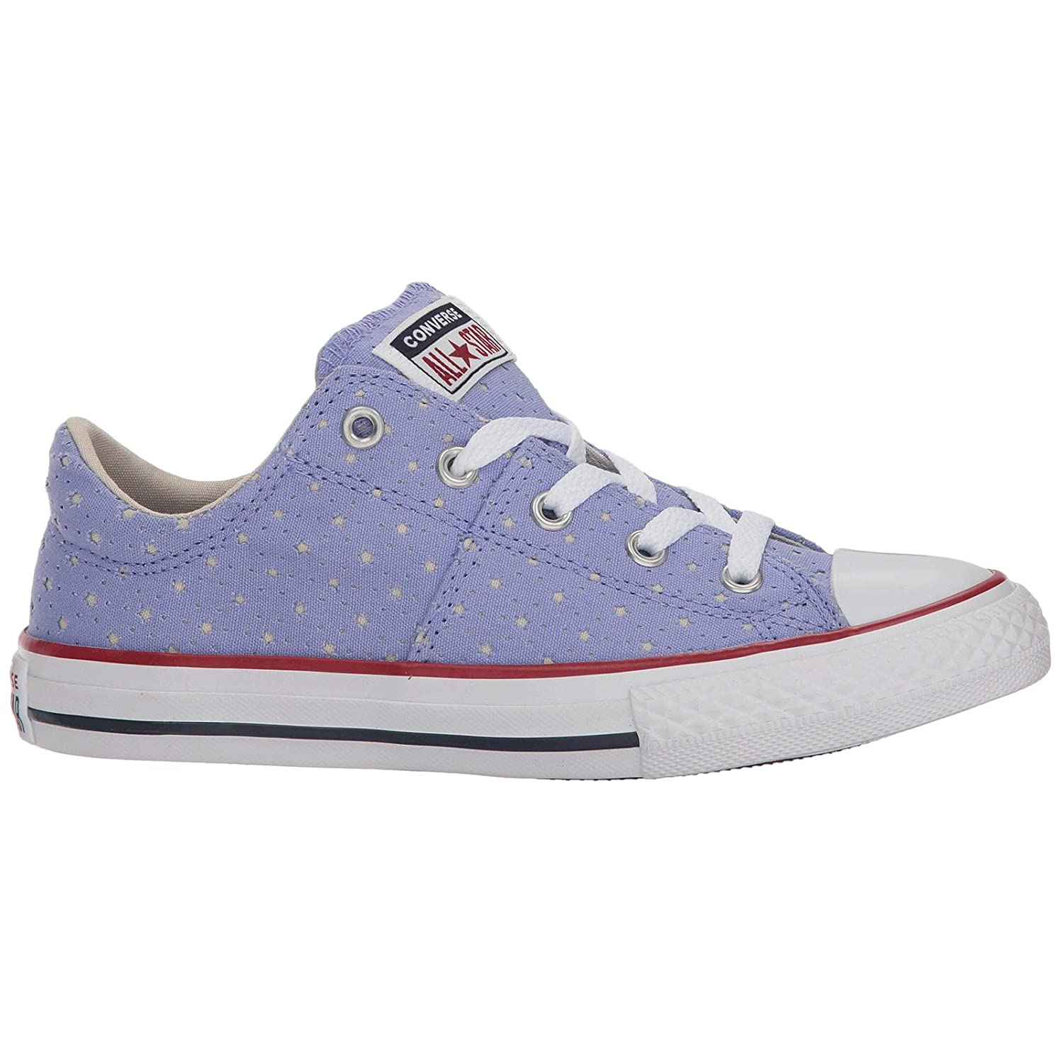 Converse Men's Madison Star Perforated Low Top Sneaker