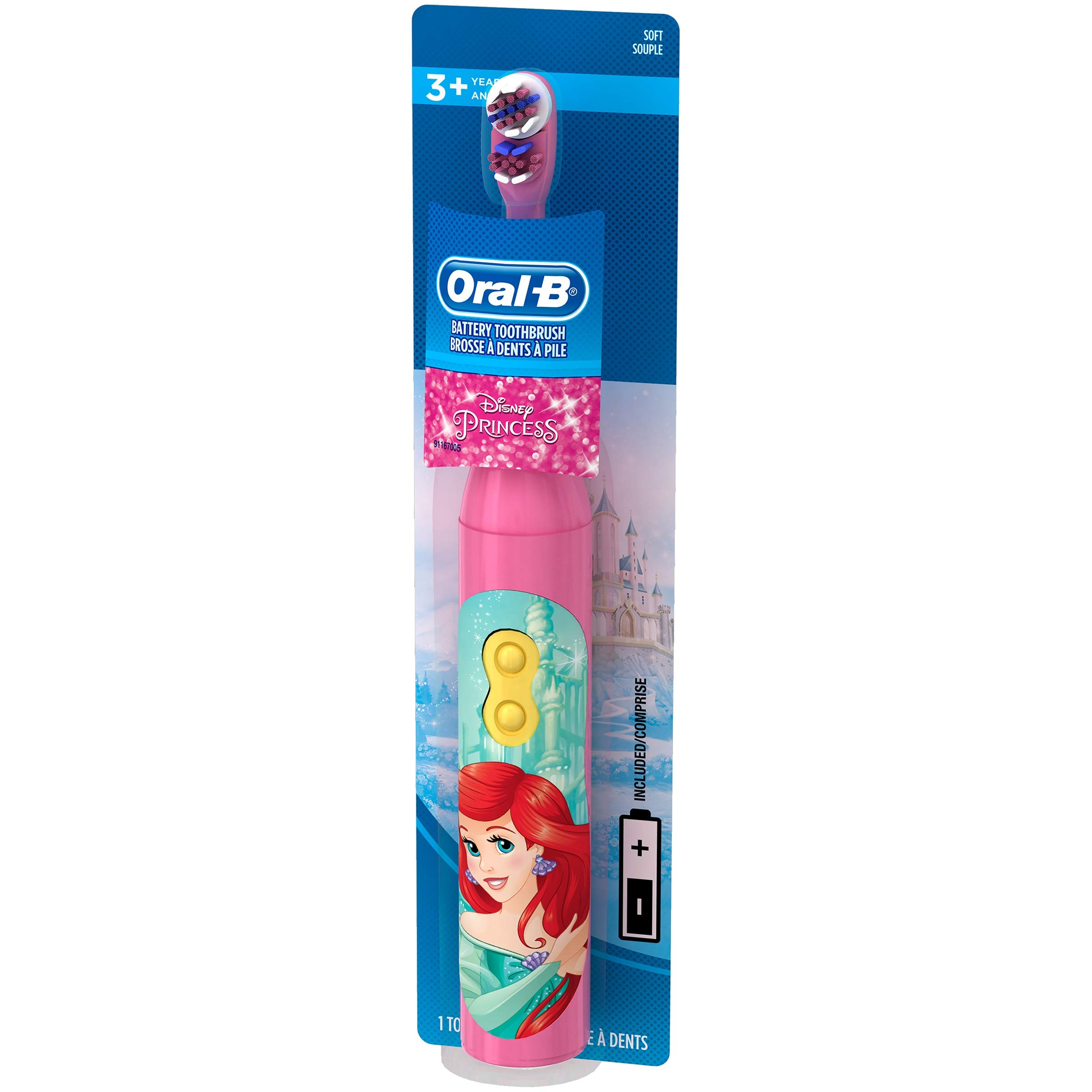 Oral-B Stages Power Toothbrush Disney Princess, Pack of 6