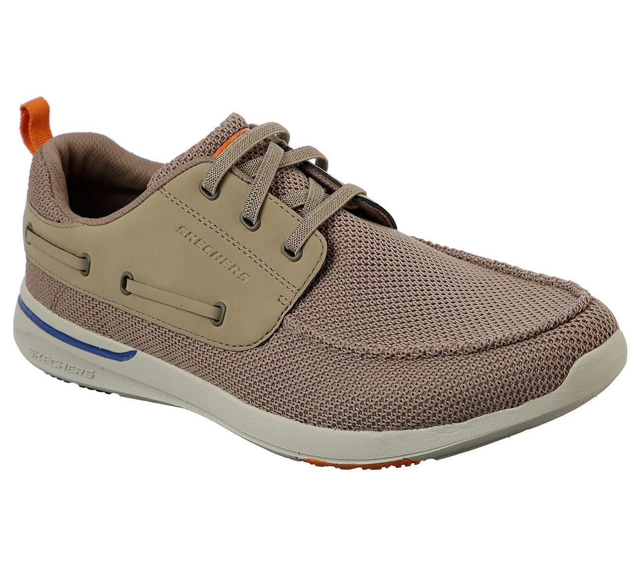 Skechers Men's Relaxed Fit Elent Berick B079R953F7 9  M US|Taupe
