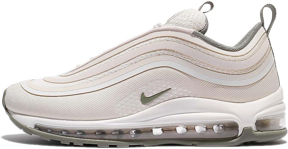Decrépito político Zapatos  NIKE Women's Air Max 97 Ultra '17 White Snaker 41(IT) -8(UK) Grey: Amazon.co.uk:  Shoes & Bags