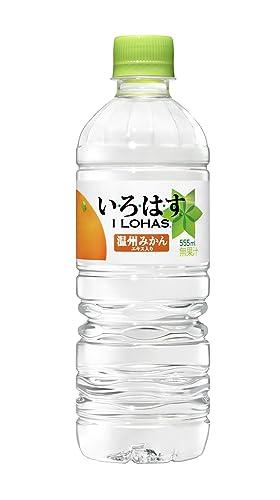 コカ・コーラ い・ろ・は・す 天然水 みかん 555ml×24本