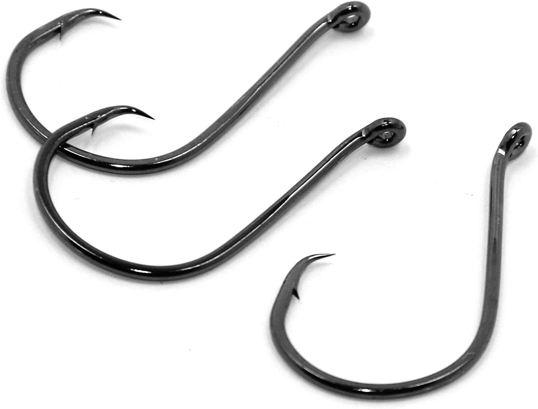 Gamakatsu Octopus Single Circle Hooks Hook Size 8//0 6-Pack 208418 NEW