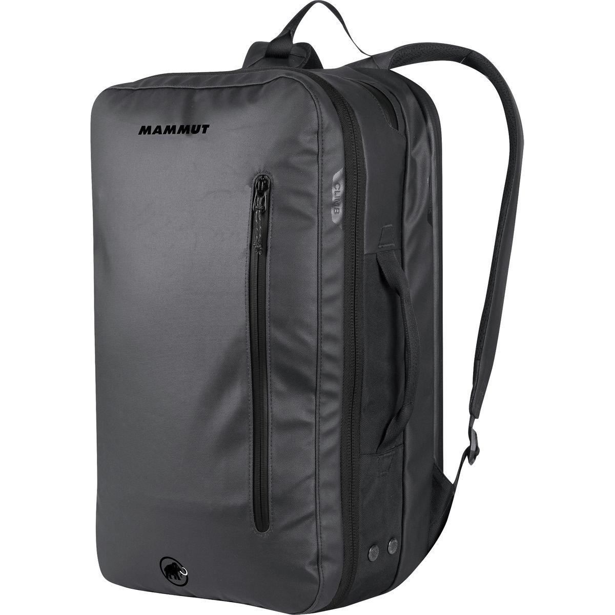 (マムート) Mammut Seon Transporter 26L Backpack バックパック リュック Titanium [並行輸入品] One Size  B073VDWZFH
