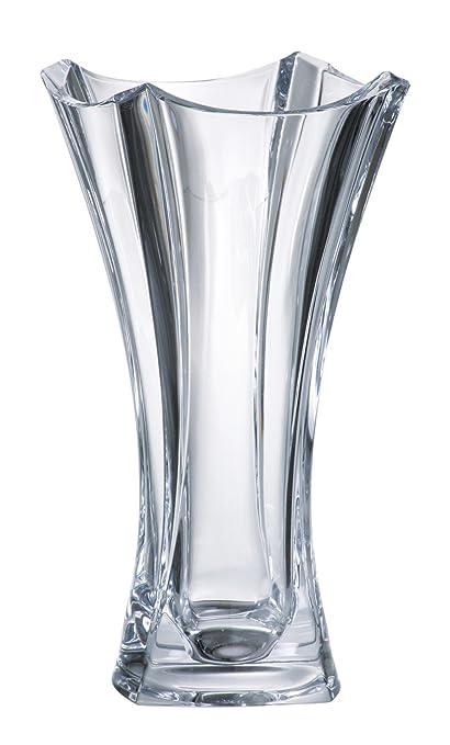 Amazon Barski European Glass Lead Free Crystalline Vase