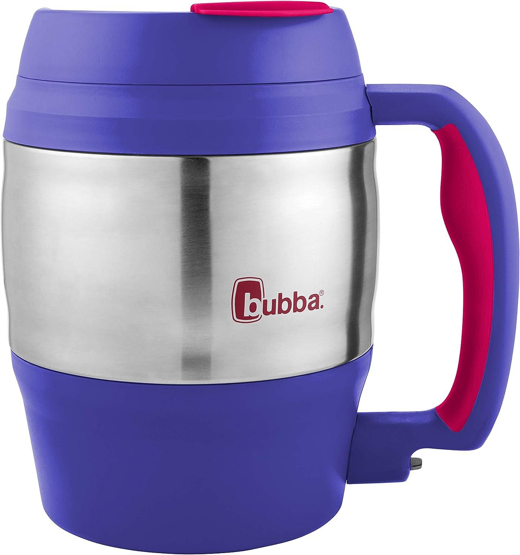 Bubba Classic Insulated Desk Mug, 52 oz, Vineyard