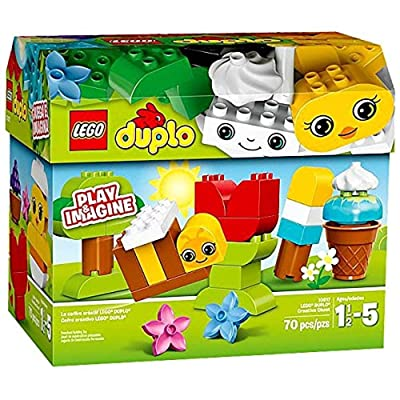 Duplo Lego Creative Chest Set #10817: Toys & Games
