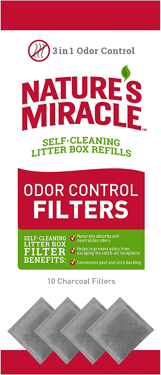 Nature's Miracle NMF200 Self-Cleaning Litter Box Refills