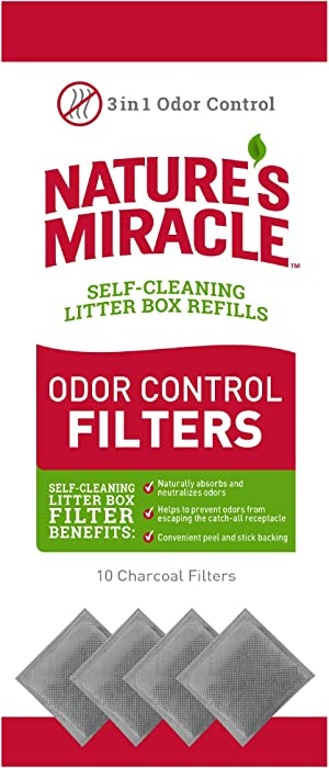 Top 9 Natures Miracle Litter Box Carbon Filters