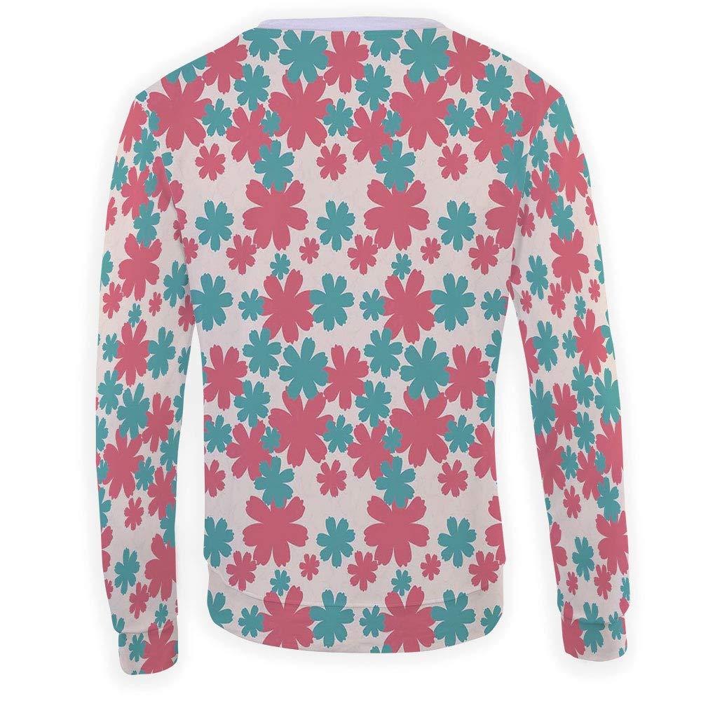 MOOCOM Adult Fruits Crewneck Sweatshirt