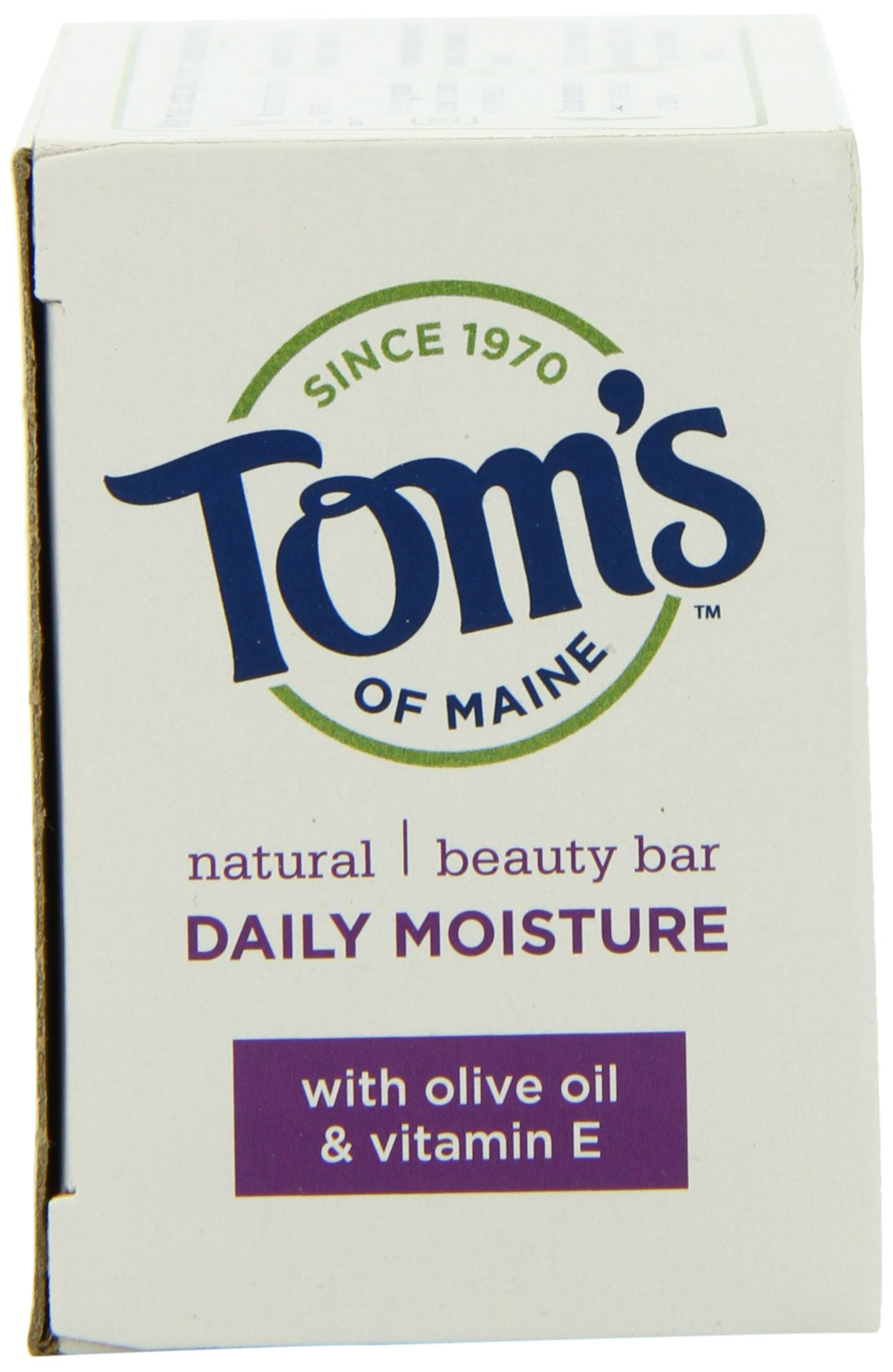 Tom's of Maine Moisturizing Bar Daily, 4-Ounce Bar, Pack of 6 by Tom's of Maine (Image #12)