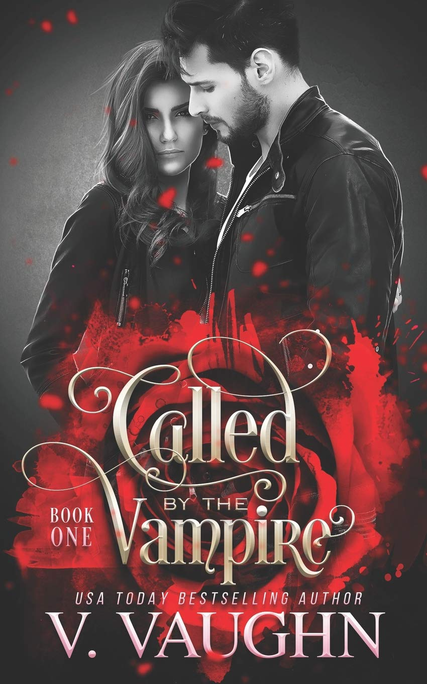The Vampire In Red (Vampire Soul Book 1)