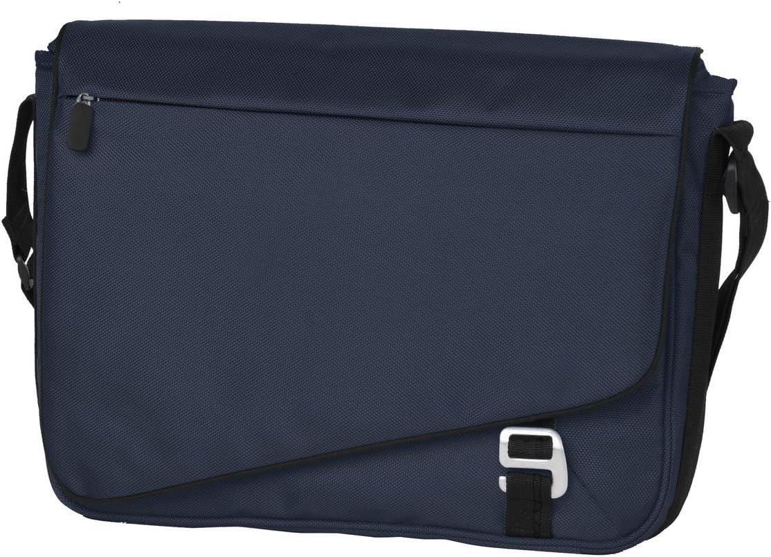 Port Authority Luggage-and-Bags Trt Messenger OSFA Dark Steel Blue/Black