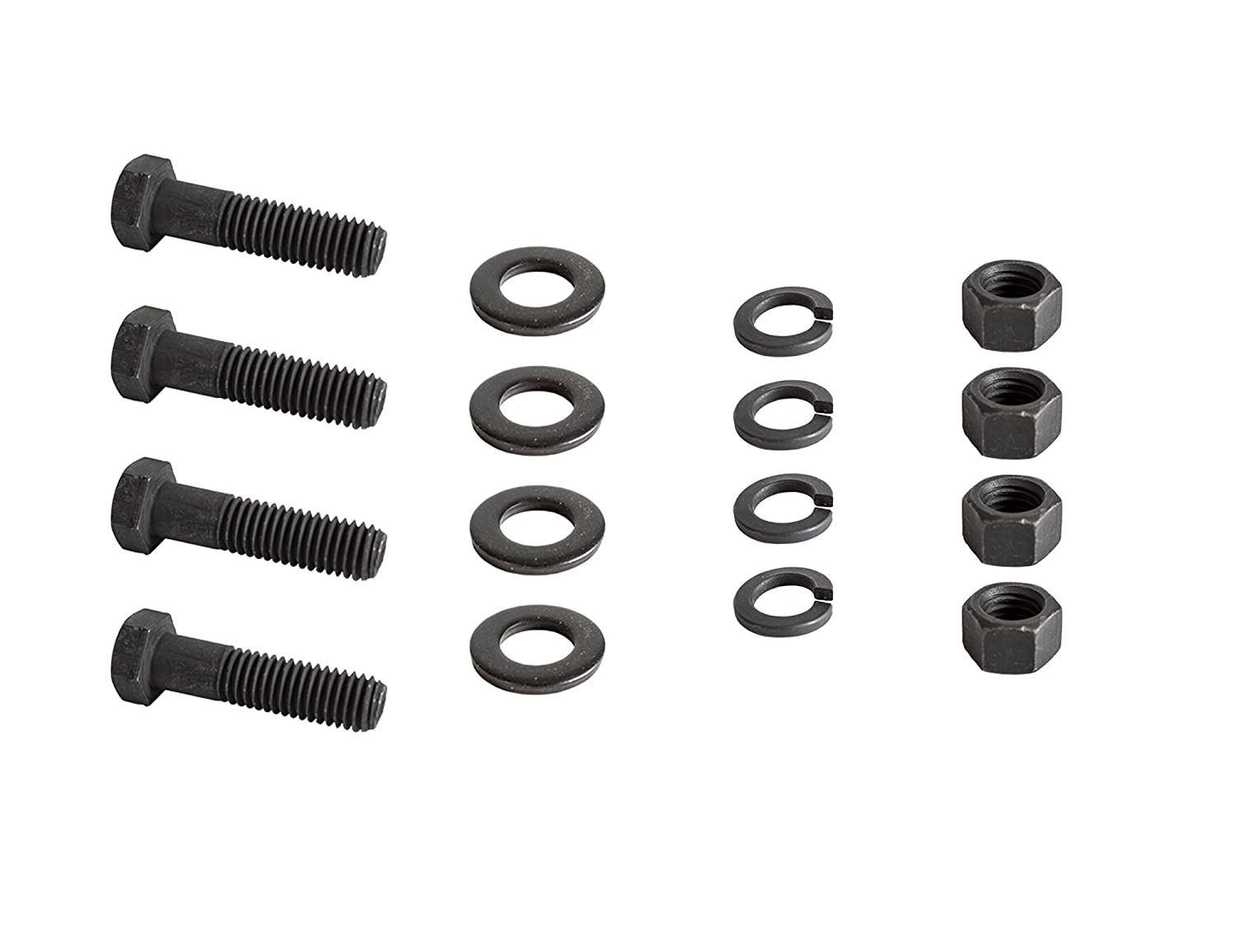 Buyers Products 8520 Pintle Hook//Combination Hitch Mounting Kit