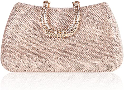 Amazon.es: color champagne Bolsos: Zapatos y complementos