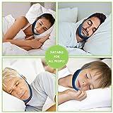 Anti Snoring Chin Straps,Ajustable Stop Snoring