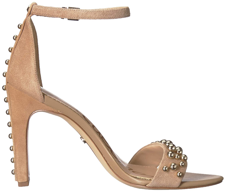 e97361535355 Amazon.com  Sam Edelman Women s Yoshi Heeled Sandal  Shoes