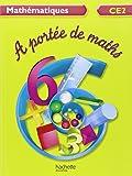 Mathématiques CE2 A portée de maths