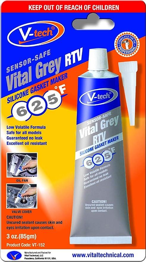 2 x Granville Bleu Silicone instantanée Joint Scellant flexible mastic Haute Temp 40 g