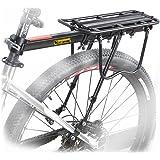 West Biking Rear Carrier Rack Seat Load 50Kg Cycling Mountain Bag Shelf Bicycle Seat