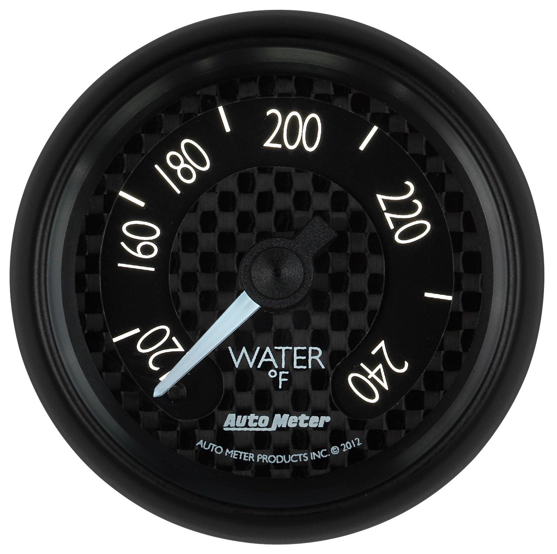 Auto Meter 8032 GT Series Mechanical Water Temperature Gauge by Auto Meter (Image #3)