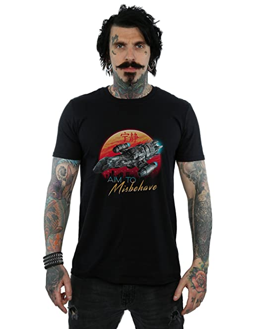 Absolute Cult Vincent Trinidad Hombre Aim To Misbehave Camiseta sOMpy