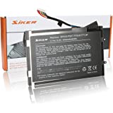 SiKER Replacement Battery for Dell Alienware M11x M14x R1 R2 R3 Series PT6V8 8P6X6 08P6X6 KR-08P6X6 T7YJR P06T [Li-ion 14.8V 62WH ] --12 Months Warranty