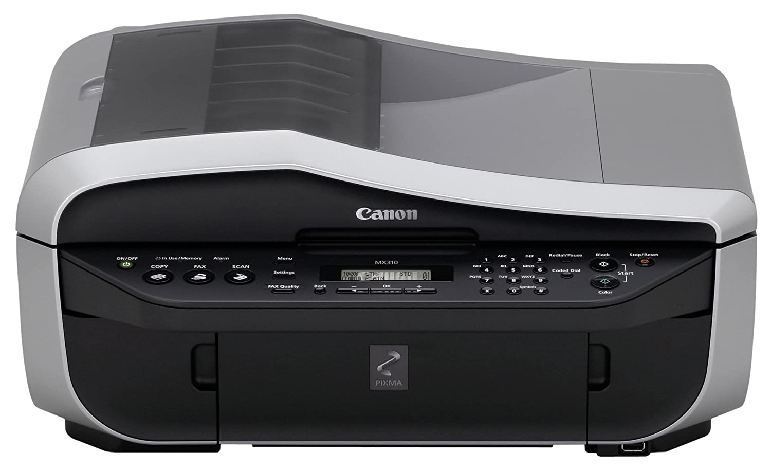 Canon Pixma Mx310 All In One Manual