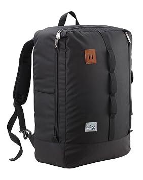 Cabin Max Toulouse mochila de equipaje 50x40x20cm (Negro): Amazon.es: Equipaje