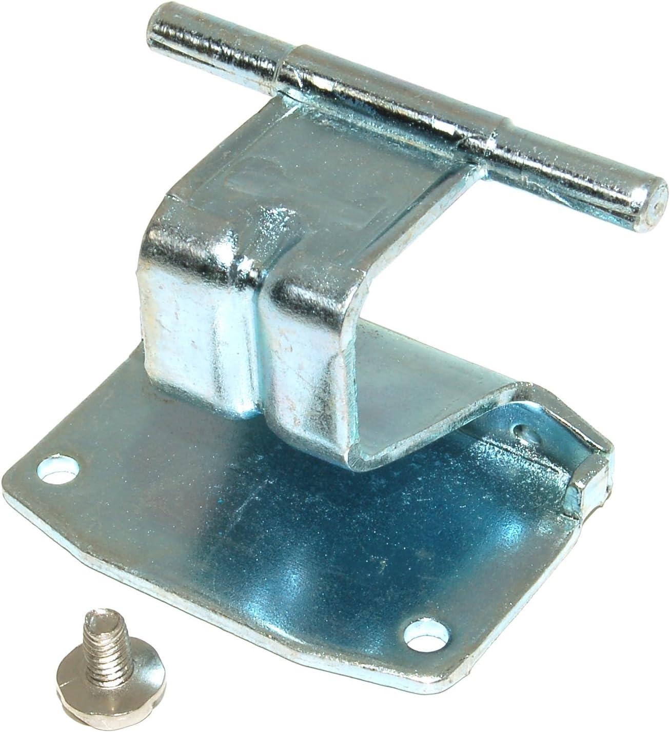 Ariston C00254619 - Bisagra para puerta de secadora, color negro