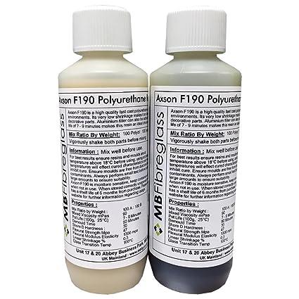 Axson F190 largo Pot vida resina de poliuretano para fundir, se puede pintar – 500