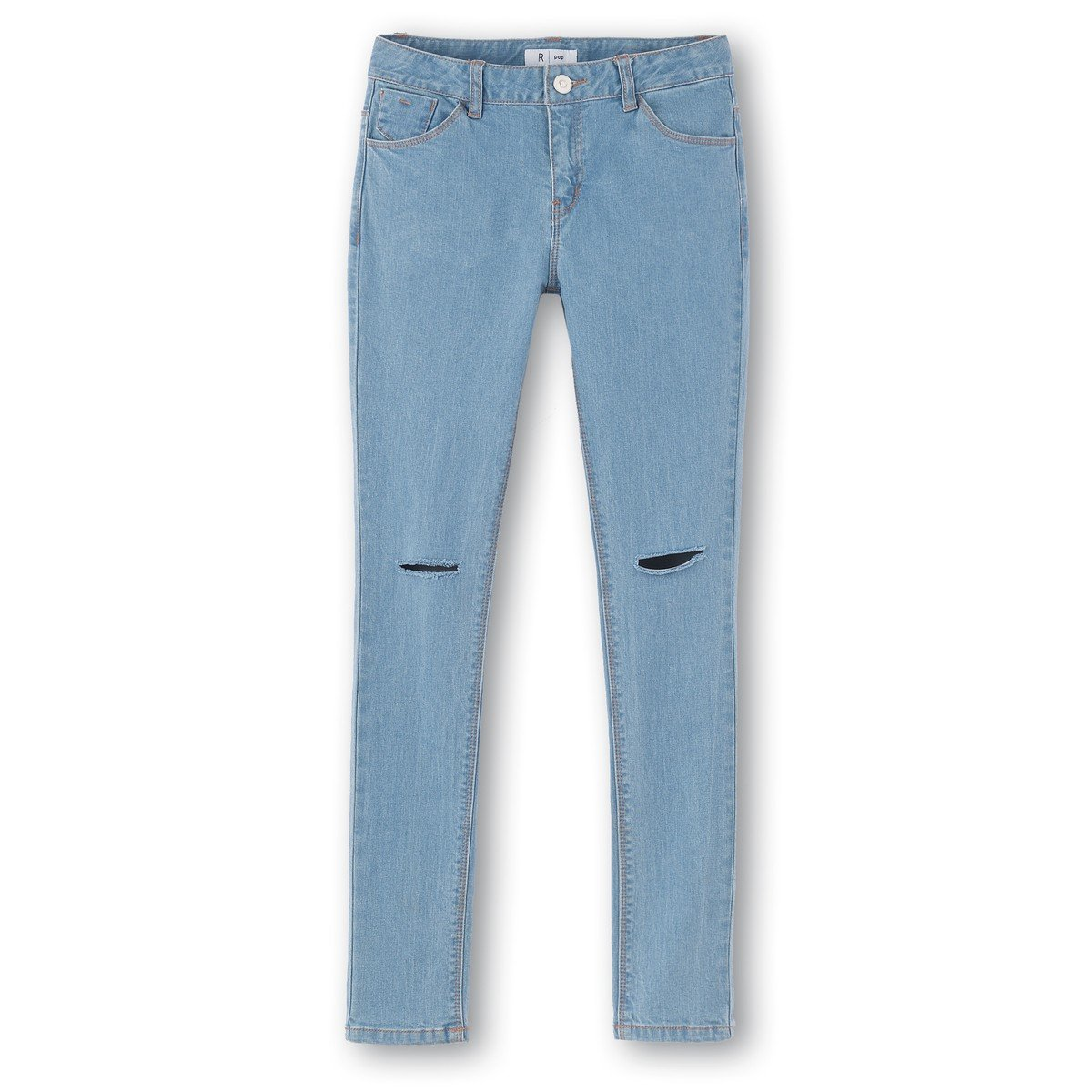 La Redoute Collections Bambina Jeans Skinny 1016 Anni 350054682