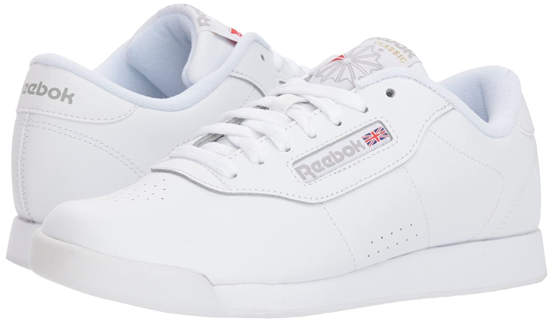 Amazon.com | Reebok Womens Princess Walking Shoe, White 6.5 M US | Walking