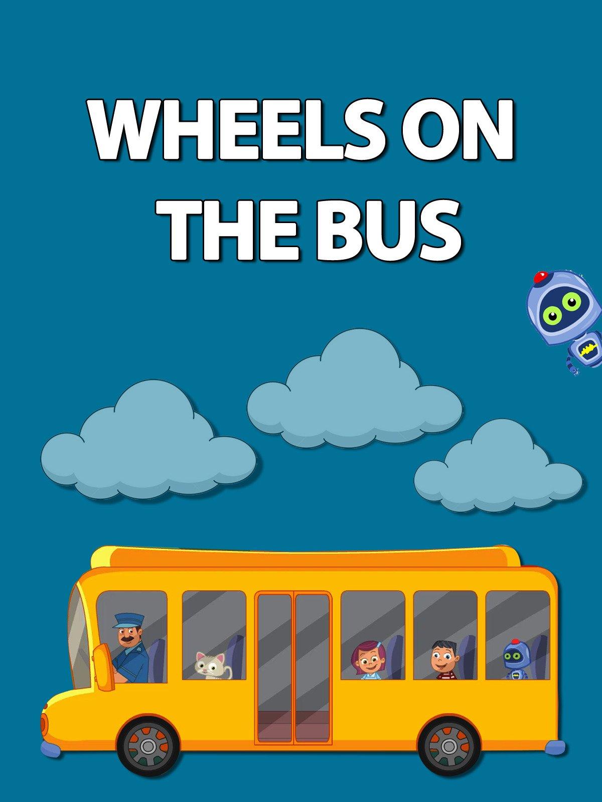 Wheels on the bus on Amazon Prime Video UK