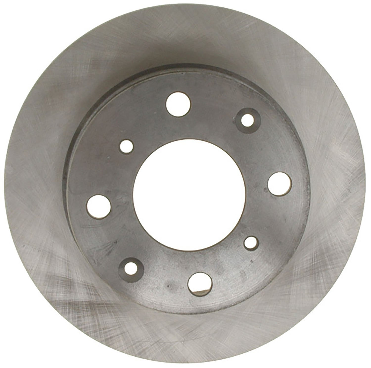 ACDelco 18A225A Advantage Non-Coated Front Disc Brake Rotor