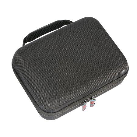 Amazon.com: Khanka EVA Hard Case Travel Carrying Bag for Omron 10 Series Wireless Upper Arm Blood Pressure Monitor (BP786 / BP785N / BP791IT) - Black: ...