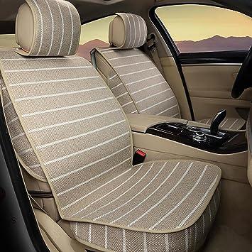 MIAO Funda de cojines para asiento de auto, Four Seasons ...