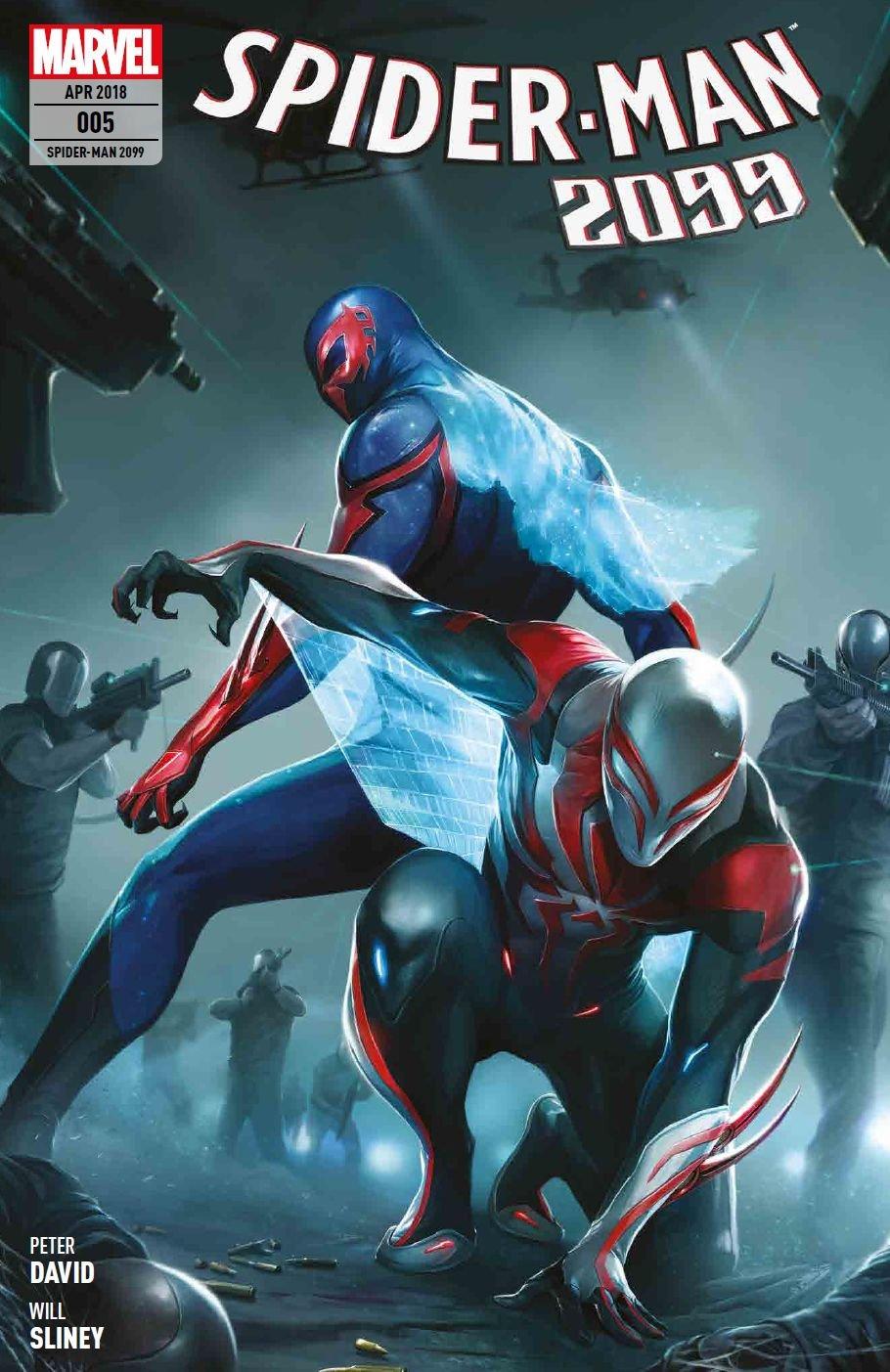 Spider-Man 2099: Bd. 5: Showdown in der Zukunft
