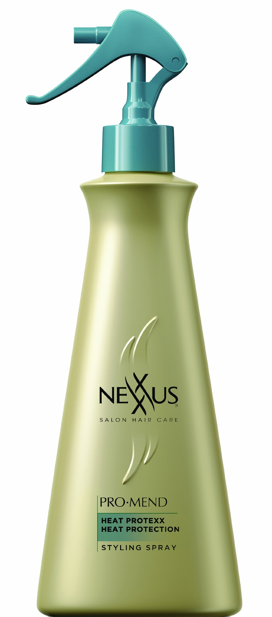 Nexxus Heat Pro-mend Heat Protection Styling Spray, 8.5-Ounce Bottles (Pack of 2)