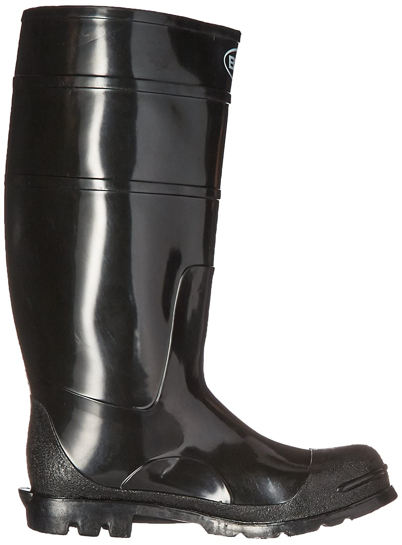 Size 12 Boss 2KP200112 Mens Rubber Boots Black