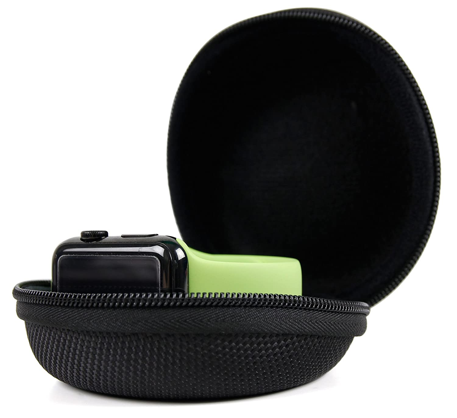 DURAGADGET Funda para Sony Smartwatch 3 Classic Guardar Su Dispositivo! - Negra