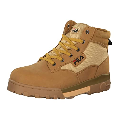 601222555d4c Fila Men Boots Heritage Grunge Mid  Amazon.co.uk  Shoes   Bags