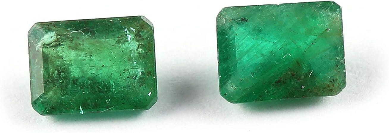 Fine Quality Emerald Faceted. Bigger Emerald Pear Shape 14.3 Carat Zambia Emerald Handmade Cut Stone Top Rare Emerald Gemstone
