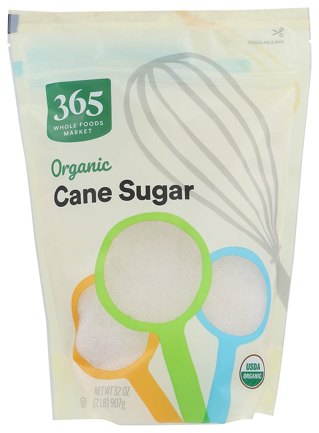 365 by Whole Foods Market, Organic Cane Sugar