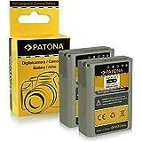 2x Batterie PS-BLN1 | BLN-1 pour Olympus OM-D E-M1 | OM-D E-M5 | Pen E-P5 | Stylus XZ-2 …