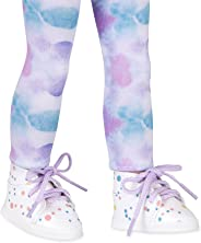 Glitter Girls by Battat – Sparkle Splatter Shoes and Leggings Accessory Set – 14-inch Doll Clothes and Accessories for Girls