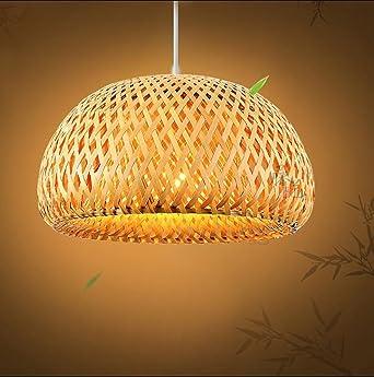 Siminda bamboo pendant lamp lantern ceiling light aisle home decor siminda bamboo pendant lamp lantern ceiling light aisle home decor chandeliers fixtures 149 x 78 inch aloadofball Images