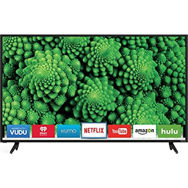 VIZIO D50F-E1 D-SERIES - 50  CLASS (49.5  VIEWABLE) LED TV (New)