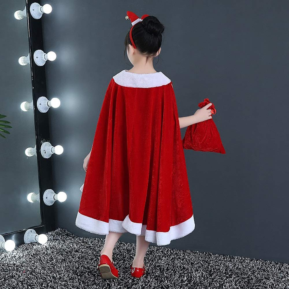 Amazon.com: YONGMEI Dance Costume - Christmas Childrens ...