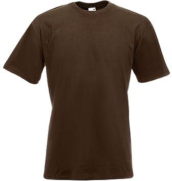 Fruit of the Loom Herren Kurzarm T-Shirt